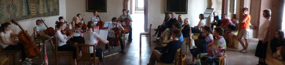 Konzert Feste Marienberg, Würzburg